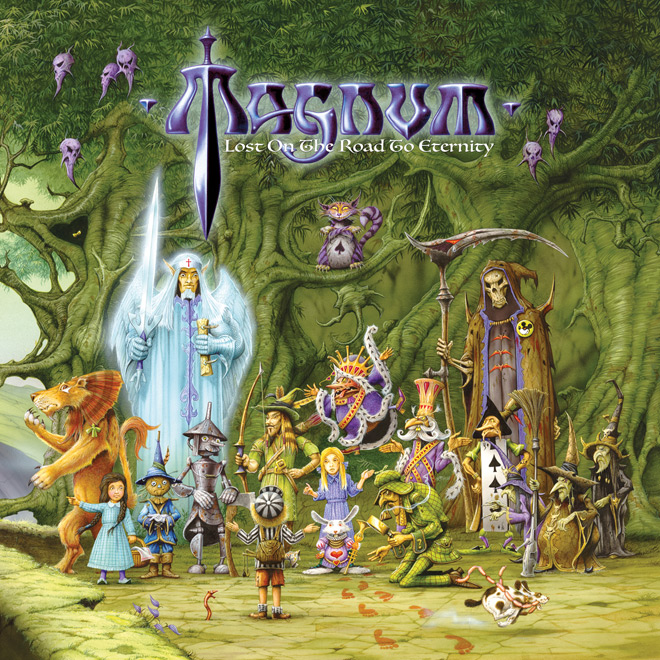 Magnum LostOnTheRoadToEternity 1500px - Magnum - Lost on the Road to Eternity (Album Review)