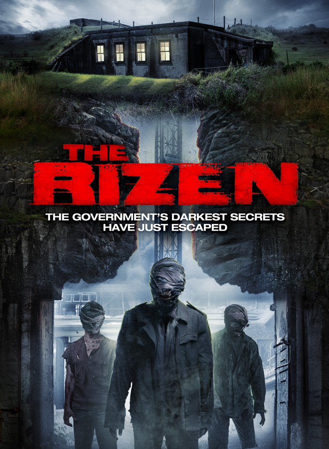 RIZEN poster - The Rizen (Movie Review)