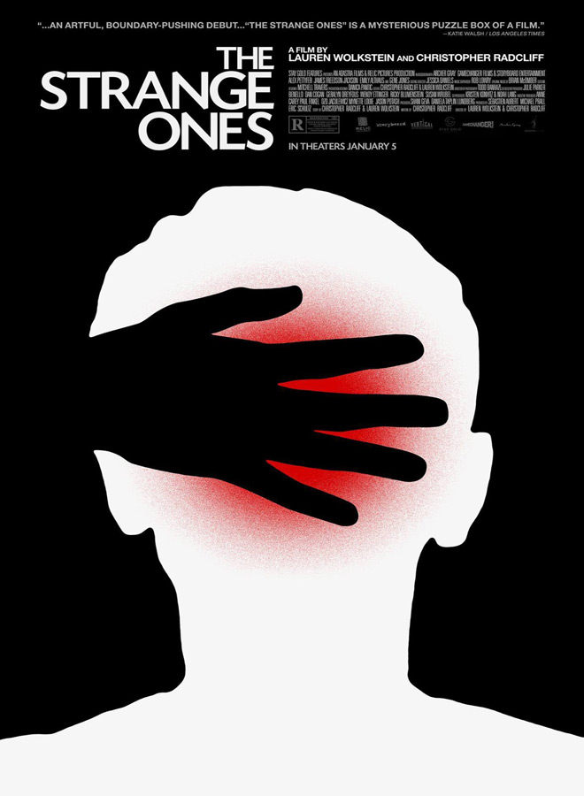 The Strange Ones new poster - The Strange Ones (Movie Review)