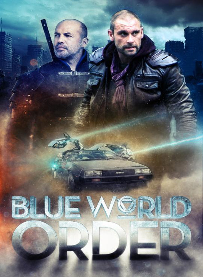 blue poster - Blue World Order (Movie Review)