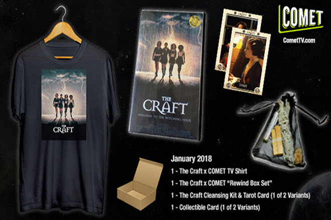 craft - Enter To Win The Craft Exclusive Swag Pack