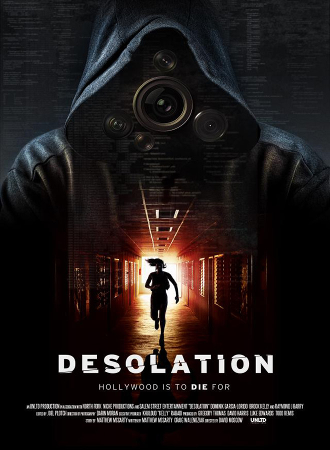 desolation poster - Interview - David Moscow