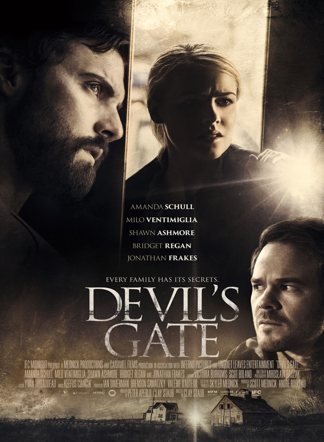 devils poster - Devil's Gate (Movie Review)