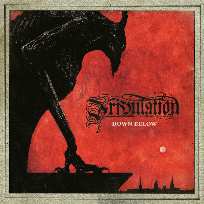 downbelowcover - Tribulation - Down Below (Album Review)