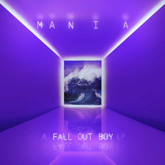 fall out - Fall Out Boy - M A N I A (Album Review)
