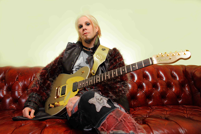 john 5 promo - John 5 and The Creatures - It's Alive! (Live Album Review)