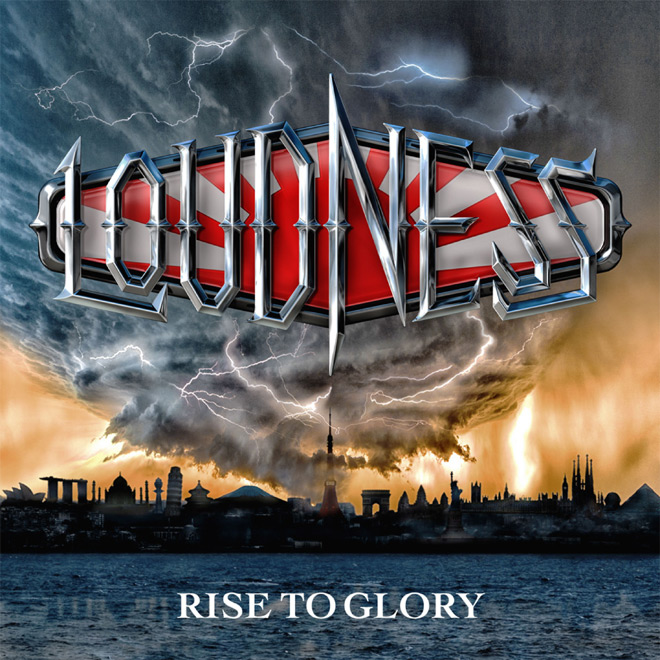 loud - Loudness - Rise to Glory (Album Review)