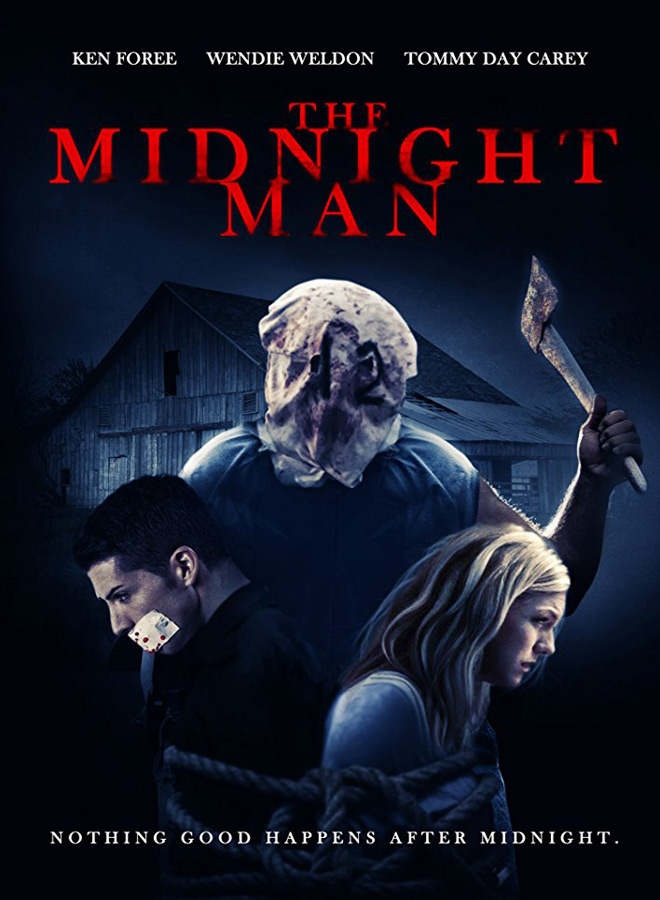 midnigt poster - The Midnight Man (Movie Review)