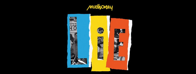 mud slide - Mudhoney - LiE (Live Album Review)