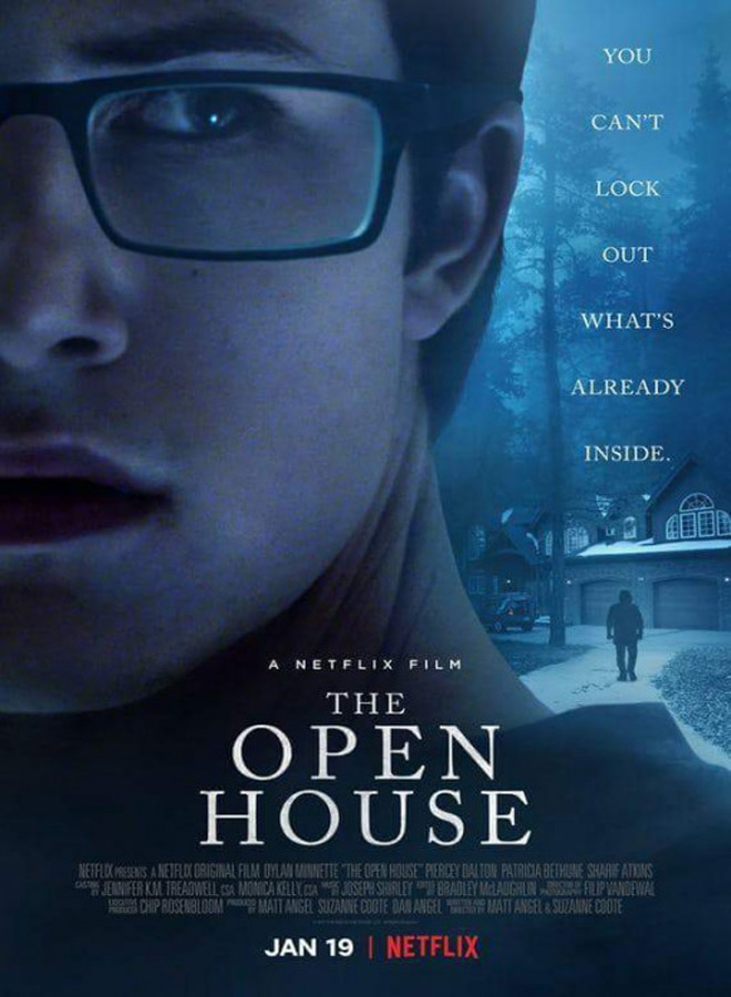 open house post - The Open House (Movie Review)