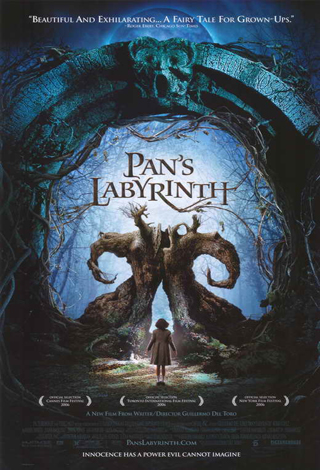 pans labyrinth movie poster 2006 1020395316 - Interview - Leafar Seyer of Prayers