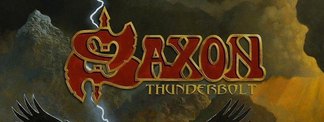 saxon slide - Saxon - Thunderbolt (Album Review)