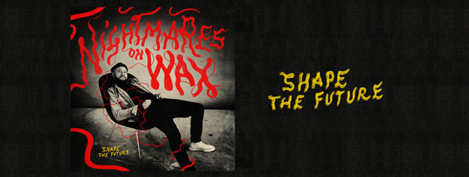 shape slide 2 - Nightmares On Wax - Shape The Future (Album Review)