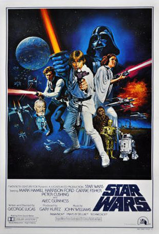 star wars mini poster - Interview - Kyle Sanders of HELLYEAH