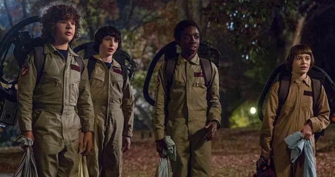 stranger 1 - Stranger Things (Season 2 Review)