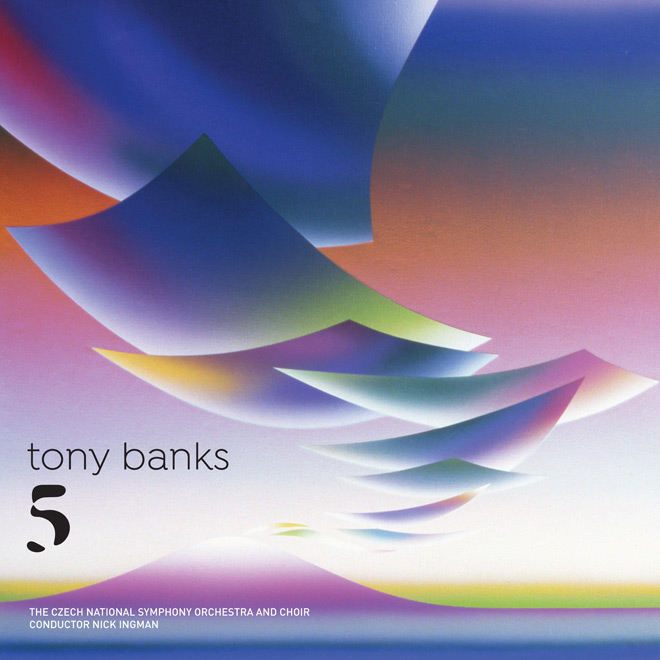 tony album - Tony Banks - 5 (Album Review)