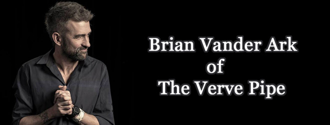 verve slide - Interview - Brian Vander Ark of The Verve Pipe