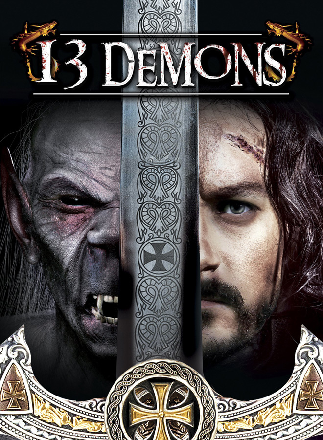 13 demons poster - 13 Demons (Movie Review)