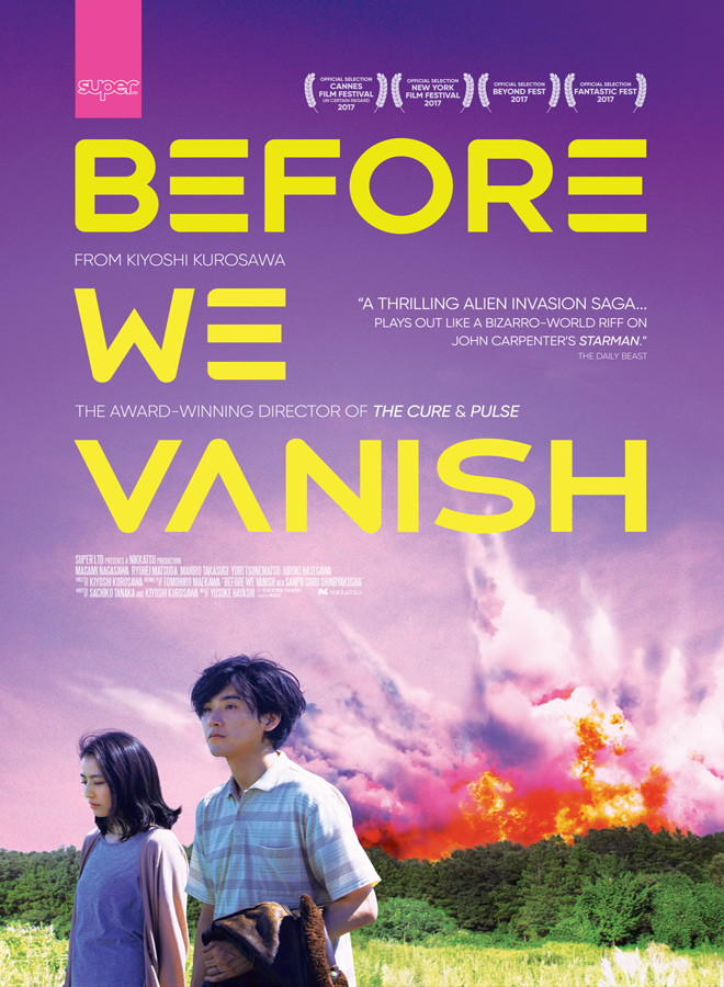 BeforeWeVanish - Before We Vanish (Movie Review)