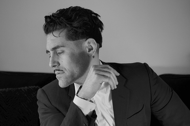 Davey Havok credit Steve Erle - Davey Havok - Love Fast Los Angeles (Book Review)