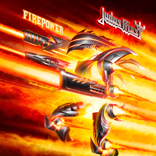 Judas Priest Firepower - Cryptic Rock Presents: The Best Albums Of 2018