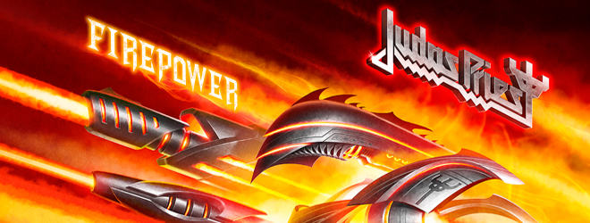 Judas Priest slide - Judas Priest - Firepower (Album Review)
