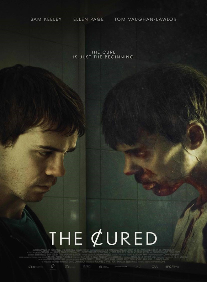 TheCured Poster - The Cured (Movie Review)