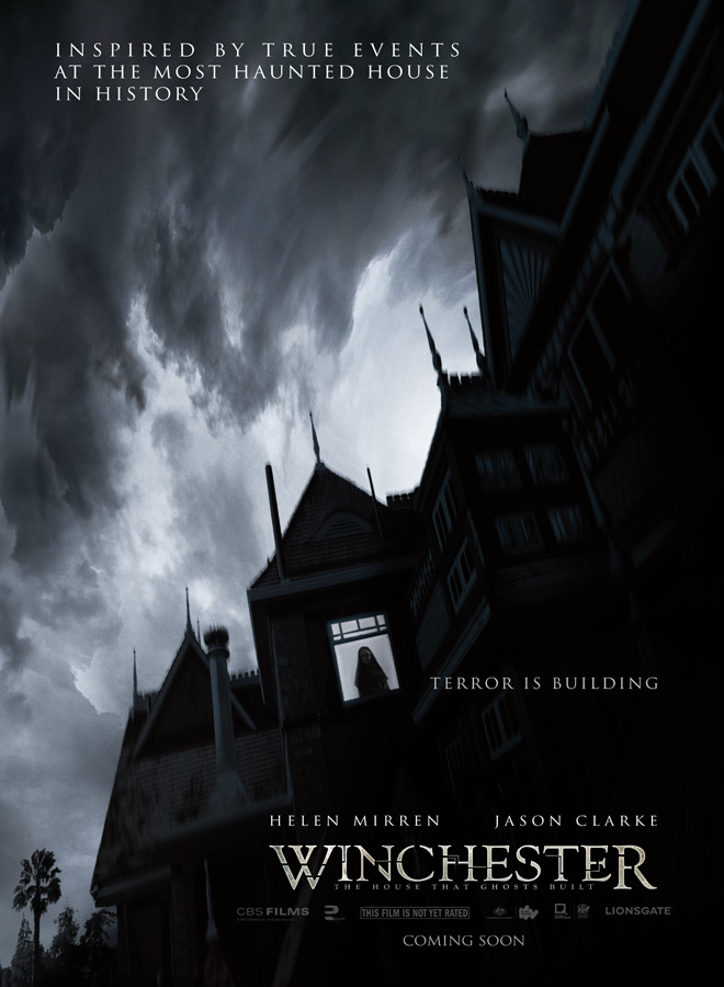WinchesterTeaserPoster - Winchester (Movie Review)