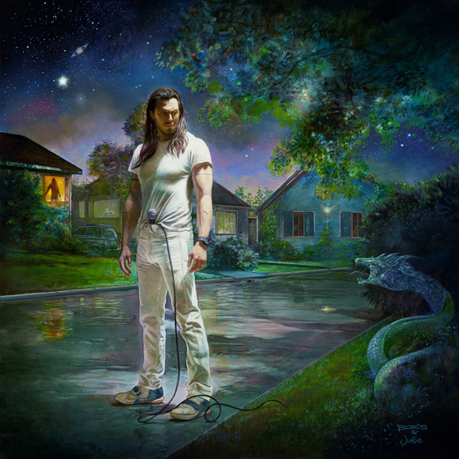 Youre Not Alone ALBUM COVER - Interview - Andrew W.K.