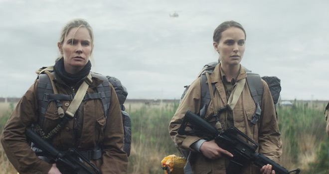 an 1 - Annihilation (Movie Review)
