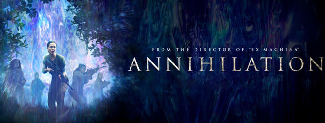 an slide - Annihilation (Movie Review)