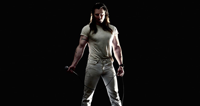 andrew promo - Andrew W.K. - You're Not Alone (Album Review)