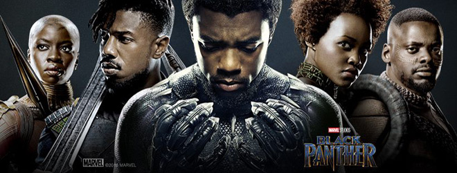 black slide 1 - Black Panther (Movie Review)