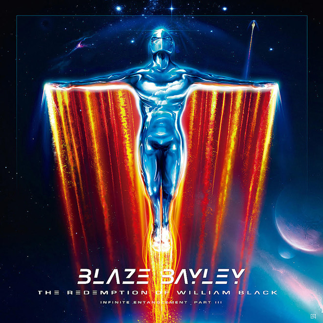 blaze - Blaze Bayley - The Redemption of William Black - Infinite Entanglement Part III (Album Review)