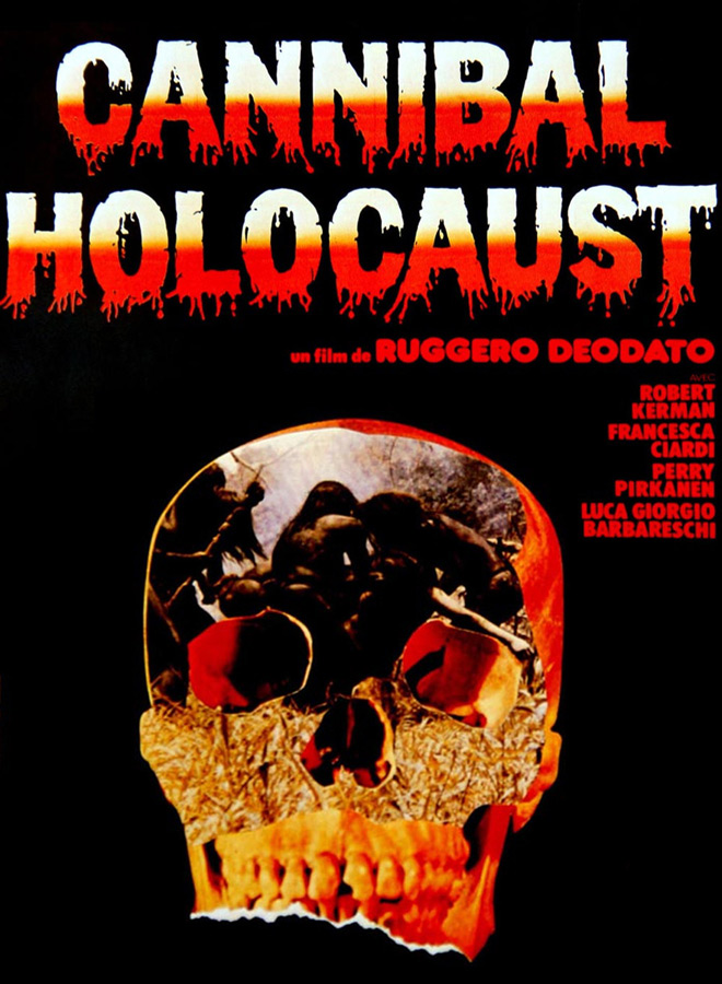 cannibalholocaust - This Week In Horror Movie History - Cannibal Holocaust (1980)
