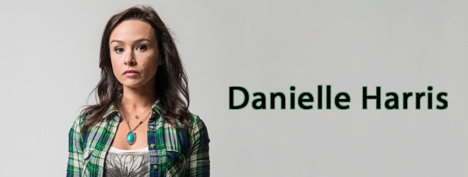 danielle slide - Interview - Danielle Harris