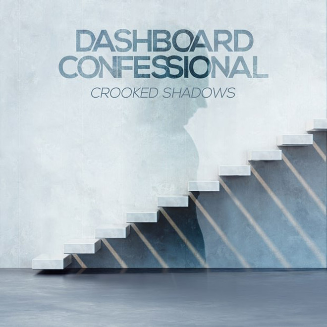dashboard album cover - Dashboard Confessional - Crooked Shadows (Album Review)