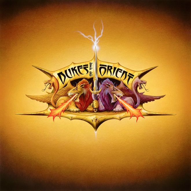 dukes - Dukes of the Orient - Dukes of the Orient (Album Review)