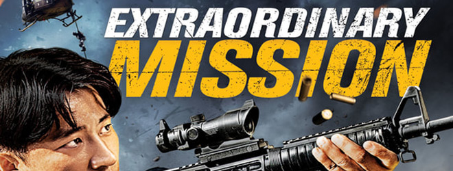 extraordinary mission slide - Extraordinary Mission (Movie Review)