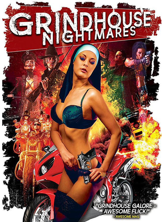 grind - Grindhouse Nightmares (Movie Review)