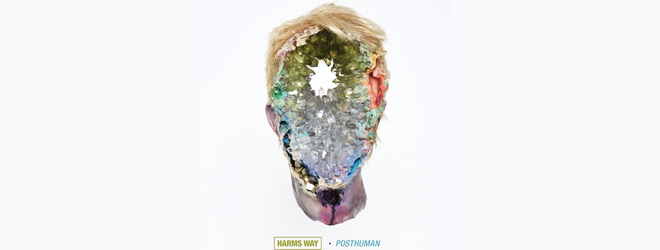 harms slide - Harms Way - Posthuman (Album Review)