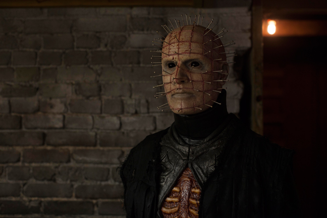 hell 3 - Hellraiser: Judgement (Movie Review)