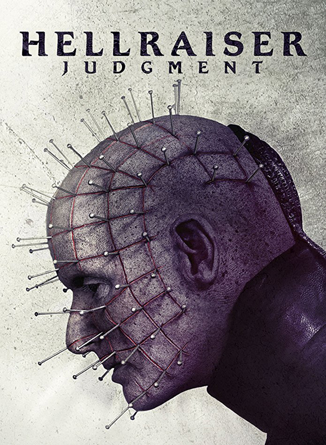 hell poster - Hellraiser: Judgement (Movie Review)