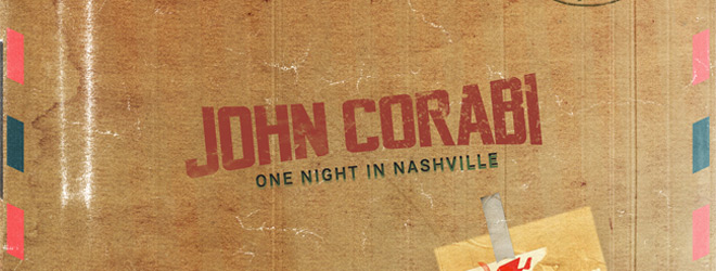 john slide - John Corabi - Live 94 (One Night In Nashville) (Live Album Review)