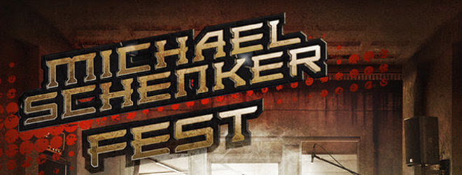 michael promo - Michael Schenker Fest - Resurrection (Album Review)
