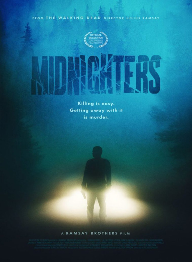 midnighters poster - Midnighters (Movie Review)