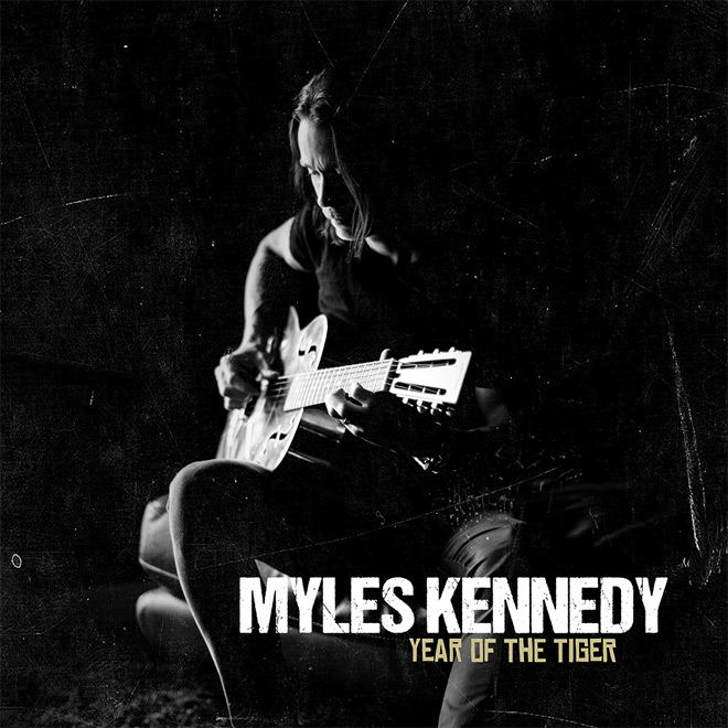 myles tiger - Myles Kennedy - Year of the Tiger (Album Review)