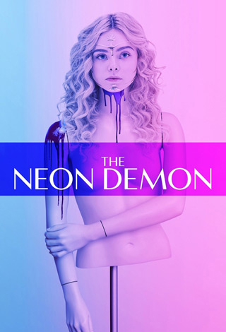 neon demon poster - Interview - Melissa VanFleet