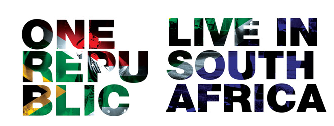 one live slide - OneRepublic: Live in South Africa (Live Concert Film Review)
