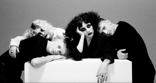 pale promo - Pale Waves - All the Things I Never Said (EP Review)